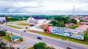 Brand New Chambers of Akwa Ibom State Council of Chiefs, built and inaugurated by Governor Udom Emmanuel.