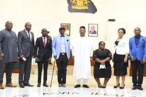 Akwa Ibom Endsars Panel Submits Report From 143 Petitions Received