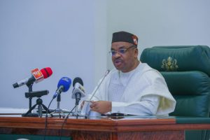Gov. Emmanuel Signs Anti-Grazing bill into law, Inaugurates Committees on Gender Violence, Traffic Offences
